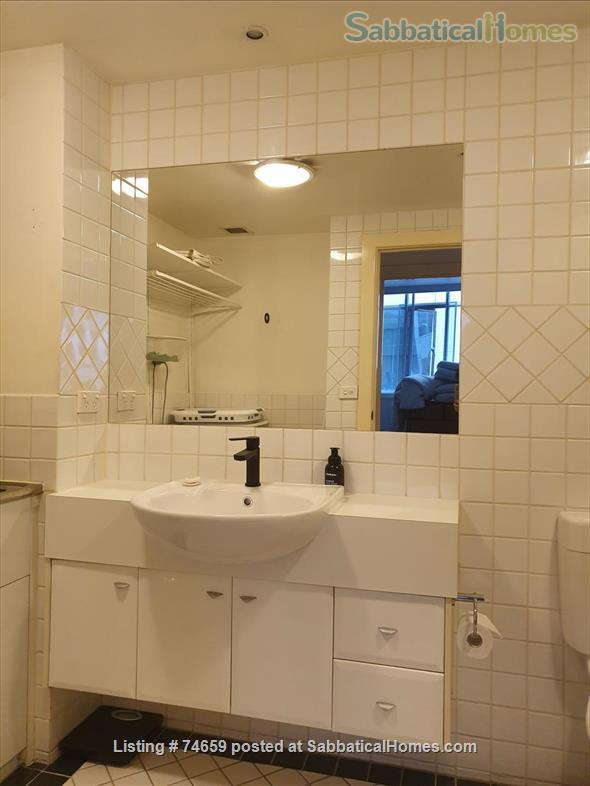 Melbourne City:   Fully furnished Art Deco apartment (Excellent reviews) Home Rental in Melbourne, VIC, Australia 6