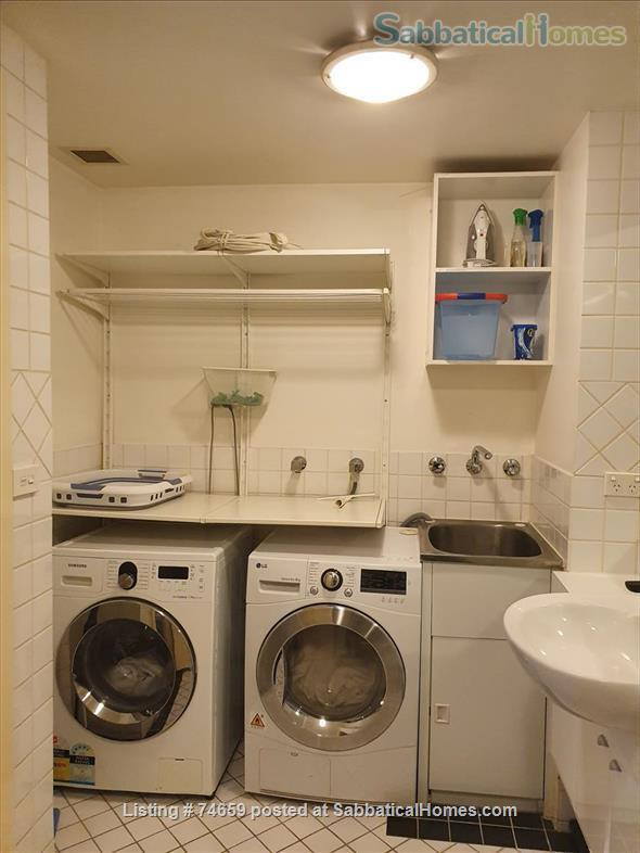 Melbourne City:   Fully furnished Art Deco apartment (Excellent reviews) Home Rental in Melbourne, VIC, Australia 7