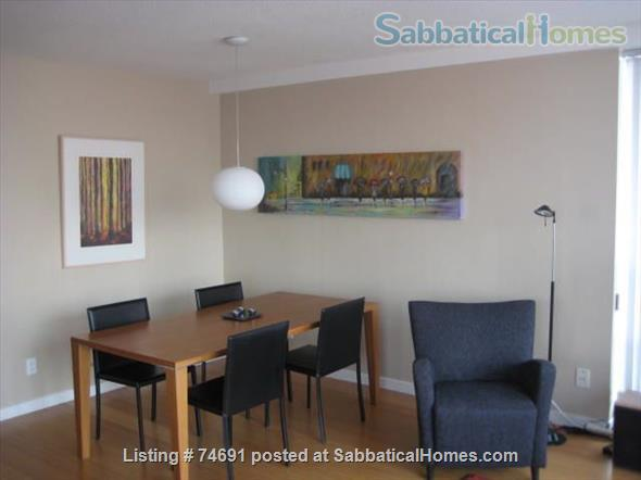 Spacious 2bdrm 2bath Yaletown Condo. All utilities included. Steps from downtown parks, seawall, community centre, theatres, restaurants, art galleries, shops and a school. Home Rental in Vancouver, British Columbia, Canada 3