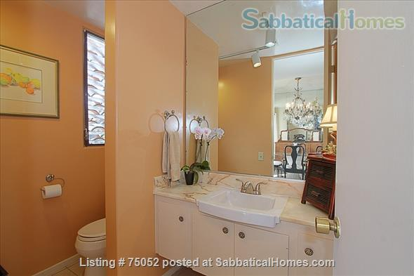 Lovely 2 Bedroom 3 Bath very close to Caltech and The Huntington Library Home Rental in Pasadena 9