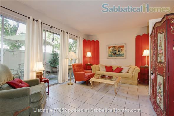 Lovely 2 Bedroom 3 Bath very close to Caltech and The Huntington Library Home Rental in Pasadena 1