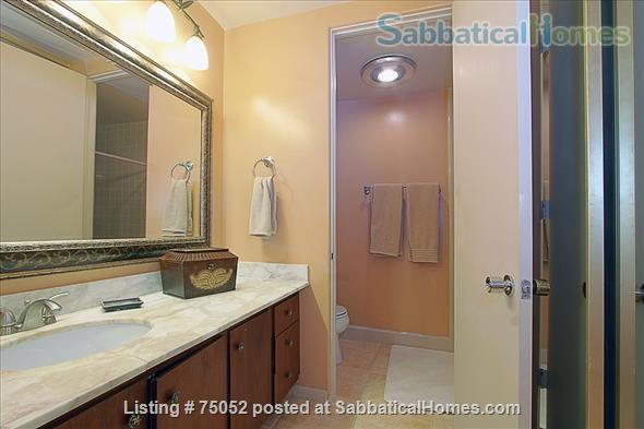 Lovely 2 Bedroom 3 Bath very close to Caltech and The Huntington Library Home Rental in Pasadena 2
