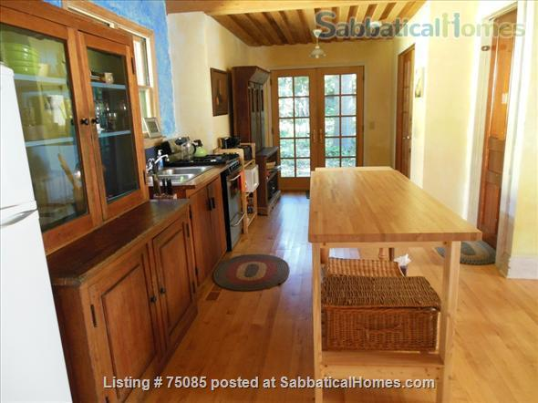 2 Bedroom 'Cottage in the City' on Near Eastside Near Everything Home Rental in Madison, Wisconsin, United States 1