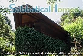 Frank Lloyd Wright house near Stanford, Silicon Valley, SF, and Berkeley Home Rental in Hillsborough 8