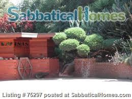 Frank Lloyd Wright house near Stanford, Silicon Valley, SF, and Berkeley Home Rental in Hillsborough 6