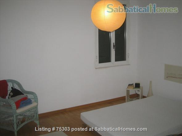 apartment furnished with terrace in the historical center in Genoa (Italy).  Home Rental in Genova, Liguria, Italy 4