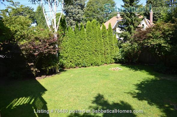 Executive Home in Central Location; Near UBC, downtown Vancouver and Vancouver Airport Home Exchange in Vancouver, British Columbia, Canada 7
