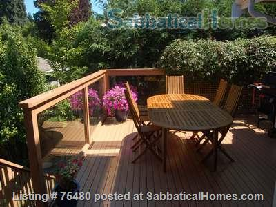 Executive Home in Central Location; Near UBC, downtown Vancouver and Vancouver Airport Home Exchange in Vancouver, British Columbia, Canada 9