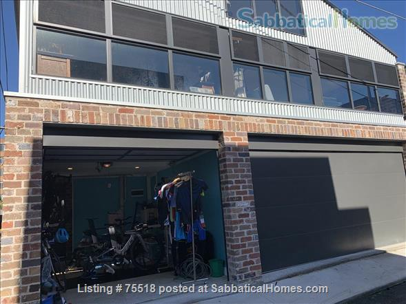 Warehouse Style Loft Apartment 1 Bed , 1 Bath, 1 Carspace - East Redfern Home Rental in Redfern, NSW, Australia 7