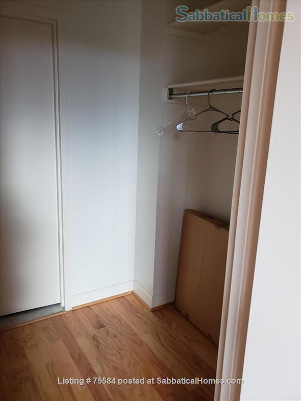 A large alcove studio (more than 600 sq ft) apartment on 5th Floor completely furnished Home Rental in Bethesda, Maryland, United States 4
