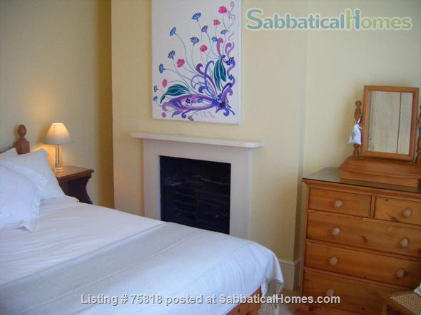 Historic 300-year-old House in Leafy Square, Central London Home Rental in Greater London, England, United Kingdom 2