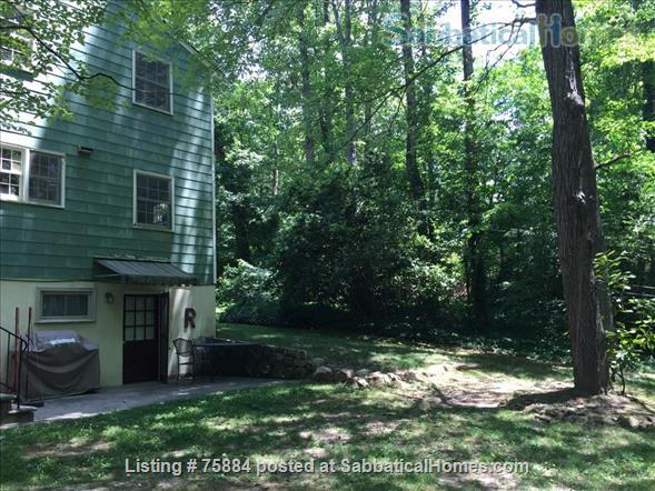 RENTED thru MAY 2022 1BR COZY FURNISHED IN-LAW APARTMENT 1 ACRE HISTORIC Home Rental in Chapel Hill 6