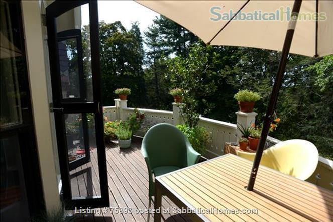 Contemporary, light-filled, 2.5 bdrm luxury furnished apartment on  4  Acre Estate Home Rental in Newton, Massachusetts, United States 5