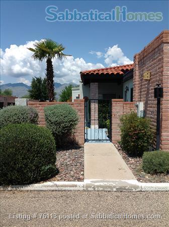 Beautiful home on Tucson's East side Home Rental in Tucson, Arizona, United States 1