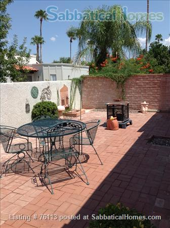 Beautiful home on Tucson's East side Home Rental in Tucson, Arizona, United States 0