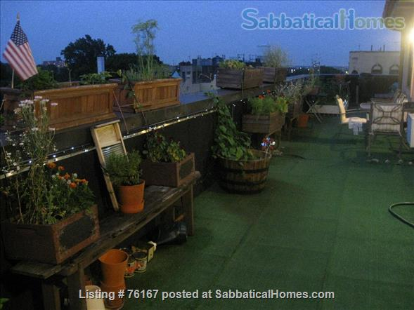 Beautiful Spacious NYC Apartment & Terrace near Forest Park Home Exchange in Queens County, New York, United States 6