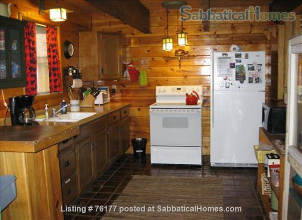 Cozy Rustic Mountain Cabin 1.5 hours from Los Angeles Home Rental in Frazier Park 7