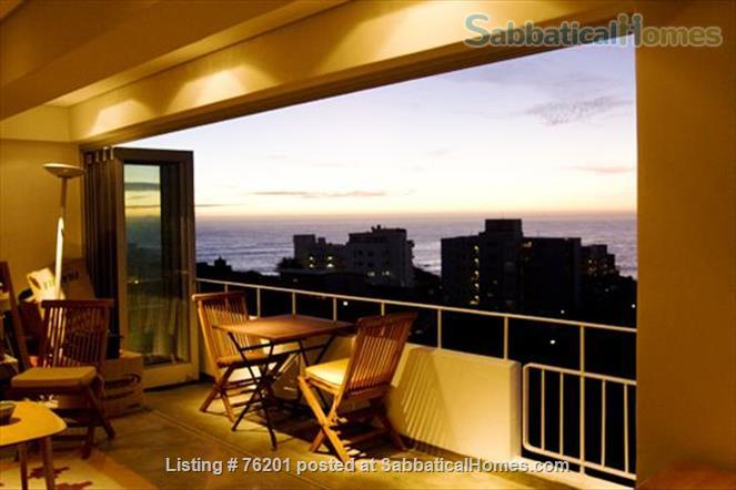 Sunny, ocean view  apartment in premier wind-free, secure residential area Home Rental in Cape Town, Western Cape, South Africa 3