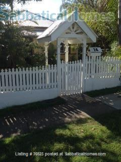 Traditional 'Queenslander' apartment central to Brisbane Home Rental in Highgate Hill, QLD, Australia 5