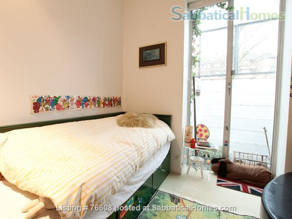 Large light-filled house, London - great for children Home Rental in London, England, United Kingdom 9