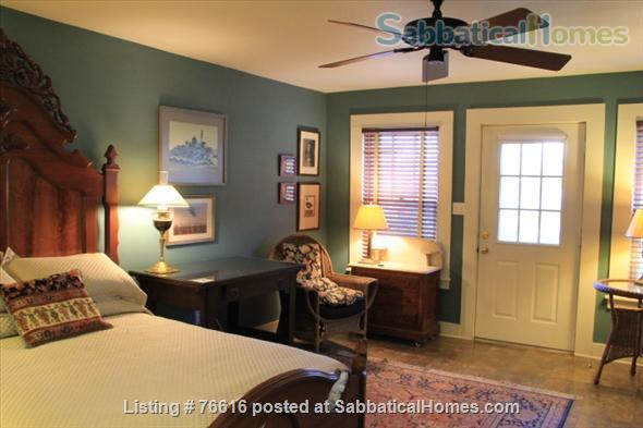 Carriage Hse in Central Austin nr Univ of Tx/Hyde Park Home Rental in Austin 1