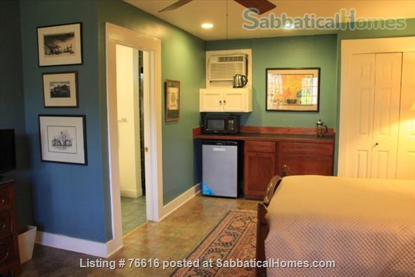 Carriage Hse in Central Austin nr Univ of Tx/Hyde Park Home Rental in Austin 4