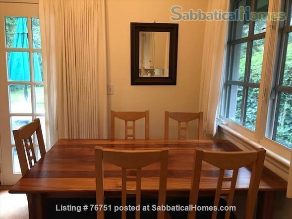 Furnished 1 bd/1 ba Cottage in Menlo Park near Stanford University Home Rental in Menlo Park, California, United States 4