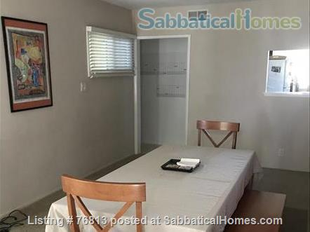 Spacious  Bungalow 2 BR / Bath / Office with back yard in LA Home Rental in Los Angeles, California, United States 5