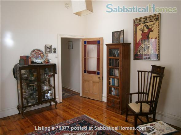 Inner city Melbourne: Large Space in Fantastic 3-bedroom house  in Ideal location Home Rental in North Melbourne, VIC, Australia 5