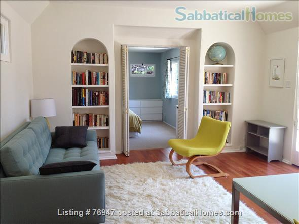 Charming guest house 1 bd 1 bth + office in South Pasadena Home Rental in South Pasadena, California, United States 2