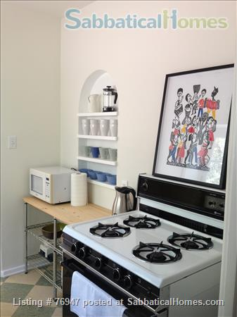 Charming guest house 1 bd 1 bth + office in South Pasadena Home Rental in South Pasadena, California, United States 4