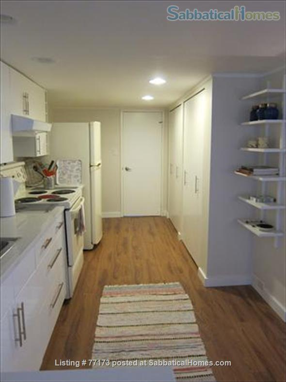 Fully  furnished  one bedroom suite. Close to UBC, amenities, transportation, downtown. Home Rental in Vancouver, British Columbia, Canada 4