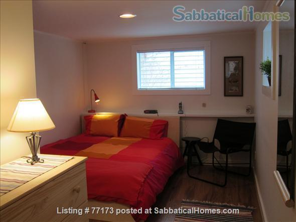 Fully  furnished  one bedroom suite. Close to UBC, amenities, transportation, downtown. Home Rental in Vancouver, British Columbia, Canada 5