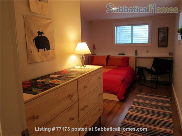 Fully  furnished  one bedroom suite. Close to UBC, amenities, transportation, downtown. Home Rental in Vancouver, British Columbia, Canada 6