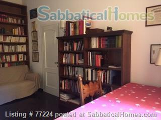Prestigious flat in Santo Stefano,  Bologna.   Quiet, 3 Wi-Fi workstations. Home Rental in Bologna 2