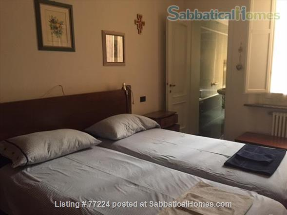 Prestigious flat in Santo Stefano,  Bologna.   Quiet, 3 Wi-Fi workstations. Home Rental in Bologna 5