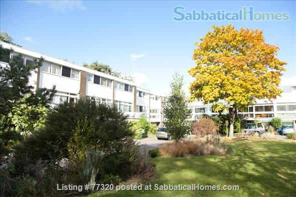 Mid Century Family Friendly 3 Bedroom Town House Camberwell Home Rental in London, England, United Kingdom 9