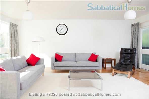 Mid Century Family Friendly 3 Bedroom Town House Camberwell Home Rental in London, England, United Kingdom 1