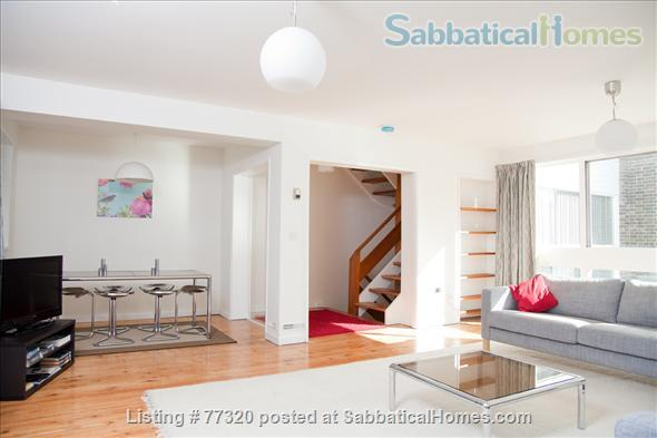 Mid Century Family Friendly 3 Bedroom Town House Camberwell Home Rental in London, England, United Kingdom 0