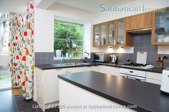 Mid Century Family Friendly 3 Bedroom Town House Camberwell Home Rental in London, England, United Kingdom 2