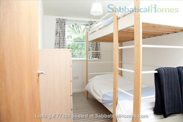 Mid Century Family Friendly 3 Bedroom Town House Camberwell Home Rental in London, England, United Kingdom 7