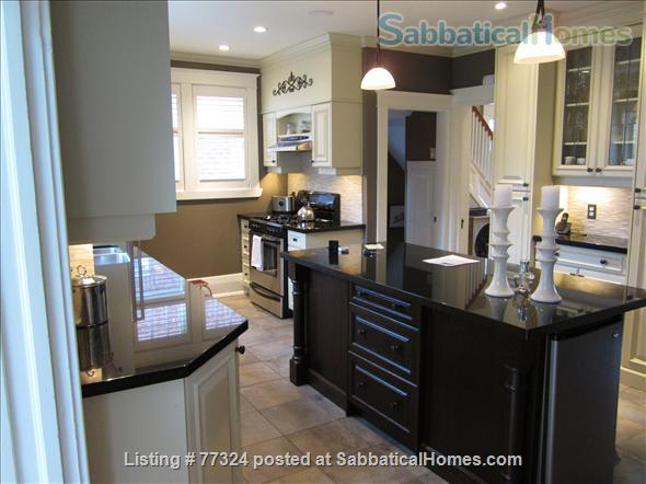 Lovely Old North Home For Rent Home Rental in London, Ontario, Canada 3