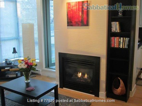 1 BEDROOM Furnished  Downtown Condo July 1 2021 Home Rental in Vancouver, British Columbia, Canada 1
