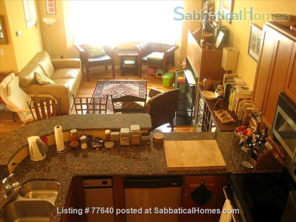 Spacious Midtown townhome near Georgia Tech Home Rental in Atlanta, Georgia, United States 0
