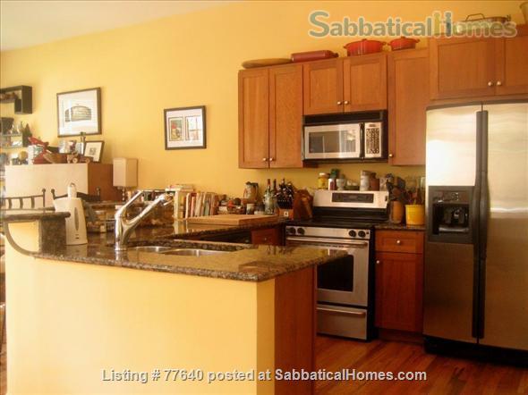 Spacious Midtown townhome near Georgia Tech Home Rental in Atlanta, Georgia, United States 2