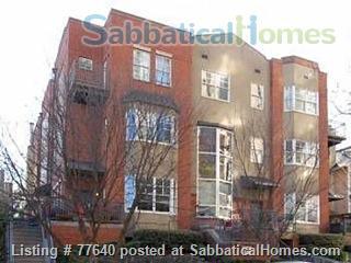 Spacious Midtown townhome near Georgia Tech Home Rental in Atlanta, Georgia, United States 3