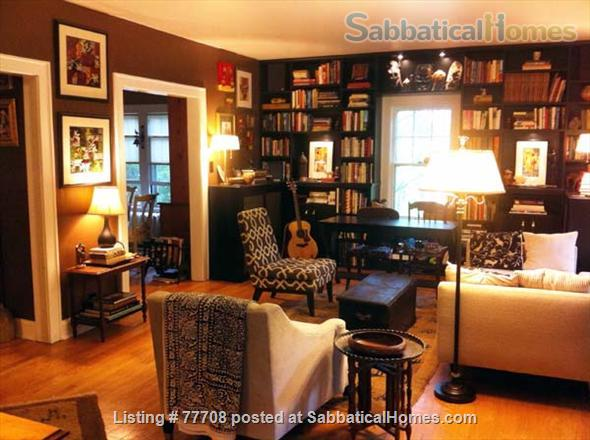 Walk one block to Penn State campus from College Heights furnished home Home Rental in State College, Pennsylvania, United States 2