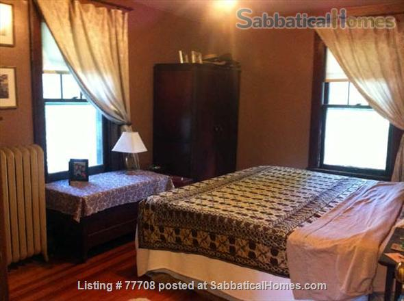 Walk one block to Penn State campus from College Heights furnished home Home Rental in State College, Pennsylvania, United States 6