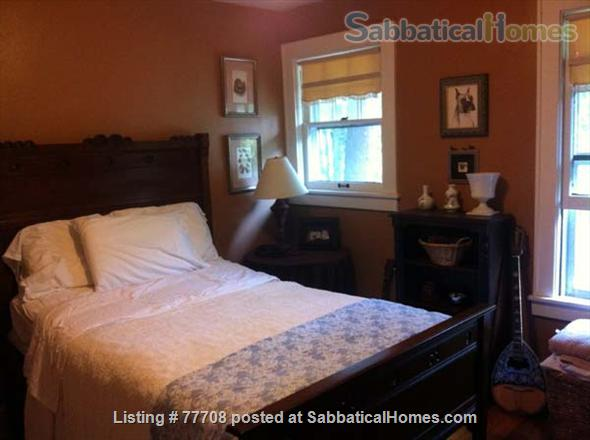 Walk one block to Penn State campus from College Heights furnished home Home Rental in State College, Pennsylvania, United States 7