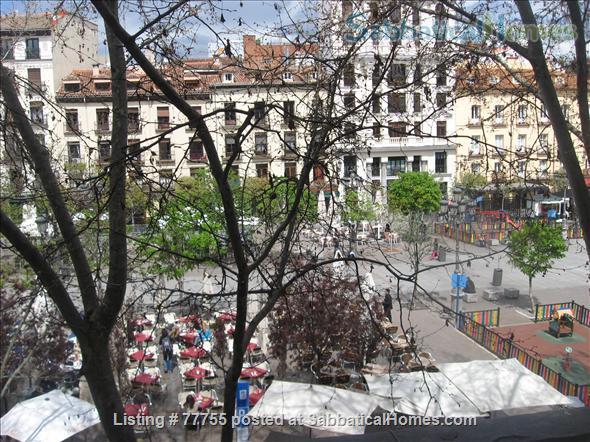 Madrid, Plaza de Santa Ana, España Home Rental in Madrid, Comunidad de Madrid, Spain 0
